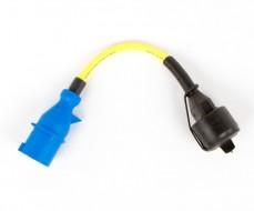 Adaptateur Victron  - 16A/250V - schuko F / IEC60309 M