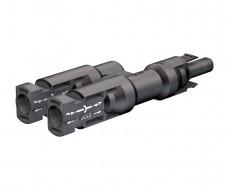Connecteur Multi-Contact de mise en parallèle - broche de dérivation MC4 M-M/F
