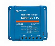 Régulateur de charge MPPT Victron 75/15 - 12/24V