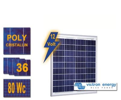 Panneau solaire Victron Polycristallin 80 Wc