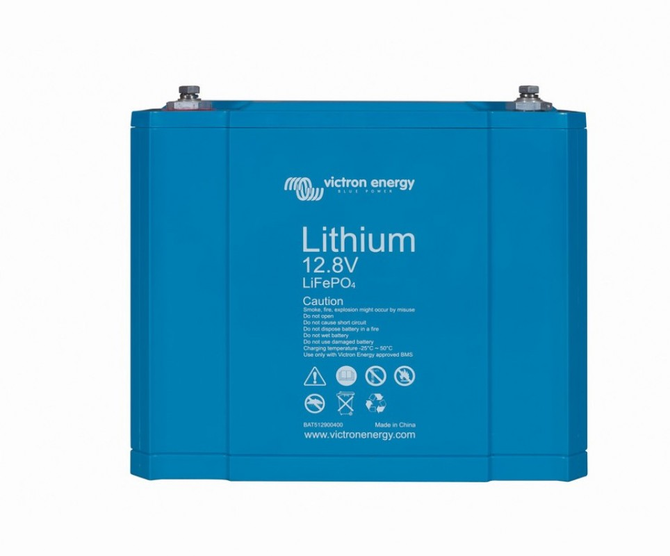 Batterie Victron Lithium Lifepo4 Bms 12 8v 200ah