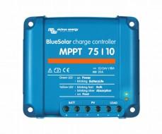 Régulateur de charge MPPT Victron 75/10 - 12/24V