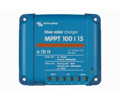 Régulateur de charge MPPT Victron 100/15 - 12/24V
