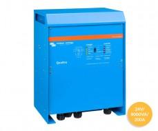 Onduleur/Chargeur Victron Quattro 24/8000/200-100/100
